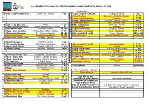 calendario pro