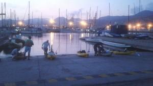 Liga RCRC pesca kayak