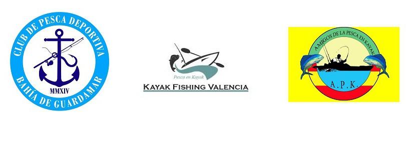 Comunidad Valenciana sede de la VI edición del campeonato de España 2016, pesca desde kayak