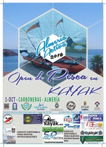 Peska Kayak Almeria 2016