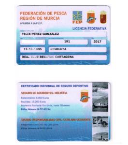 PesKa Licencia pesca kayak